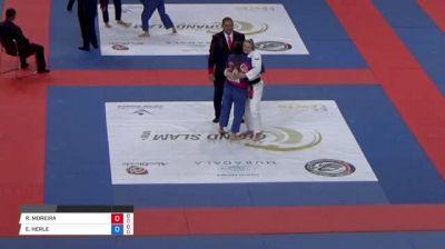 RENATA MOREIRA vs ERIN HERLE Abu Dhabi Grand Slam Rio de Janeiro