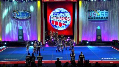 Top Gun All Stars - SICk 6 [2018 International Open Small Coed Level 6 Finals] The Cheerleading Worlds