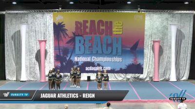 Jaguar Athletics - REIGN [2021 L1 Senior] 2021 Reach the Beach Daytona National