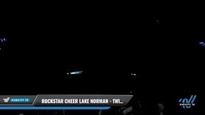 Rockstar Cheer - Lake Norman - Twisted Sister [2021 L3 Junior - Small Day 1] 2021 Cheer Ltd Nationals at CANAM