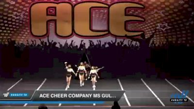 ACE Cheer Company MS Gulf Coast - Appaloosas [2020 L3 Junior Small] 2020 ACE Cheer Company Showcase