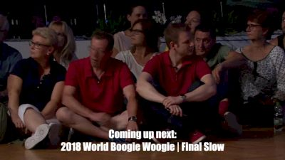 WRRC World Championship Boogie Woogie SLOW