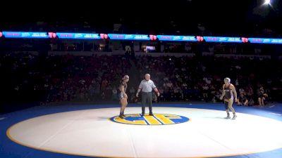 121 lbs Final - Adriana Lopez, Upper Lake (NC) vs Ashley Venagas, Mt Whitney (CS)