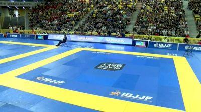 RENATO CARDOSO vs ESDRAS BARBOSA 2018 World IBJJF Jiu-Jitsu Championship