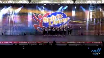 Dance Mania - Dance Mania Youth Jazz Large [2020 Youth - Jazz - Large Day 2] 2020 All American DI & DII Nationals