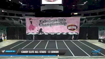 Candy Elite All-Stars - L1 Junior [2021 Junior mints] 2021 ACP Disco Open Championship: Trenton