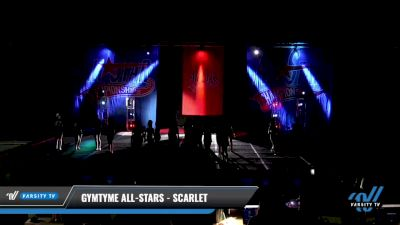 GymTyme All-Stars - Scarlet [2021 L2 Junior - Medium Day 3] 2021 ASCS: Tournament of Champions & All Star Prep Nationals