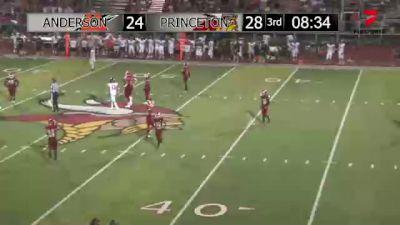 Replay: Princeton HS vs Anderson HS - 2021 Princeton vs Anderson | Aug 19 @ 8 PM