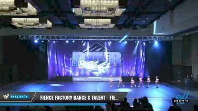 Fierce Factory Dance & Talent - Fierce Factory - Tiny Hip Hop [2021 Tiny - Hip Hop Day 1] 2021 ACP Power Dance Nationals & TX State Championship