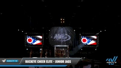 Buckeye Cheer Elite - Junior Jags [2021 L2 Junior - D2 - Medium Day 2] 2021 The U.S. Finals: Louisville