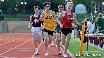 Full Replay: AIA Outdoor Championships | DI-DIII