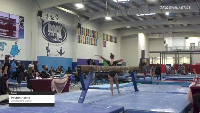 Payton Harris - Beam, World Champ Centre - 2021 Region 3 Women's Championships