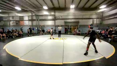110 lbs Prelims - Miles Weyer, Refinery vs Ryan Briggs, New England Gold