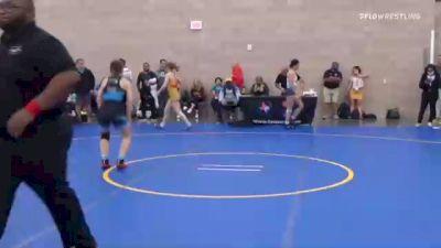 53 kg Rr Rnd 1 - Ronna Heaton, WI vs Alisha Howk, WI