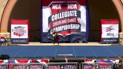 University of South Carolina - Cocky [2018 Mascot] NCA & NDA Collegiate Cheer and Dance Championship