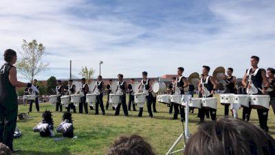 In The Lot: Ayala Drums @ BOA Utah Regional