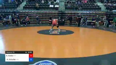 116 lbs Prelims - Aphrodite Ayala, Simpson University vs Alyssa Schuller, Indiana Tech