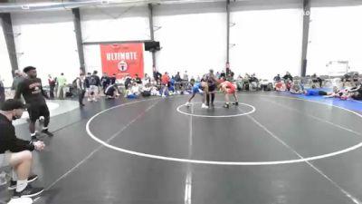 57 kg Final - Drake Ayala, Sebolt Wrestling Academy vs Keith Smith, MWC Wrestling Academy