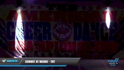 Summit At Mismo - TNT [2021 L3 Senior Coed - D2 - Small Day 1] 2021 The American Celebration DI & DII