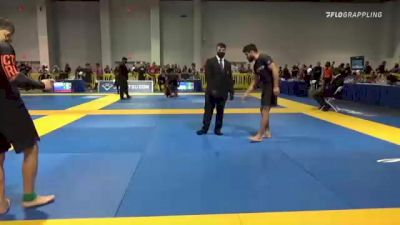SAMIR JOSE CHANTRE DAHAS vs RUBEN RIVERA 2021 American National IBJJF Jiu-Jitsu Championship