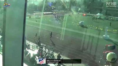 Girls' 4x400m Relay, Finals 1