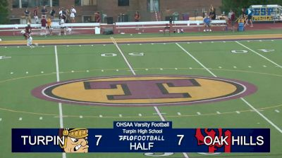 Replay: Turpin HS vs Oak Hills HS - 2021 Turpin vs Oak Hills | Aug 20 @ 7 PM