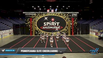 Pennsylvania Elite Cheerleading - Generation X [2021 L5 Senior Coed] 2021 PA Championship