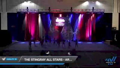 The Stingray All Stars - Arctic [2021 L1 Youth - Novice Day 1] 2021 The American Royale DI & DII