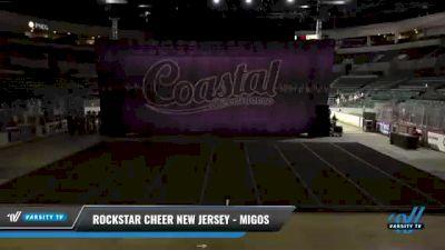 Rockstar Cheer New Jersey - Migos [2021 L4.2 Senior] 2021 Coastal: The Garden State Battle