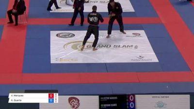 Victor Marques vs Kaynan Duarte Abu Dhabi Grand Slam Rio de Janeiro
