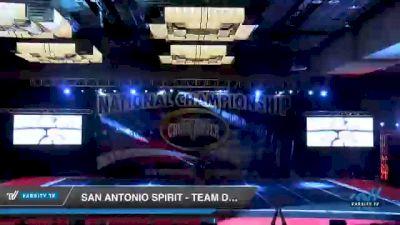 San Antonio Spirit - Team Daisy [2021 L1 Youth - D2 Day 3] 2021 ACP Southern National Championship