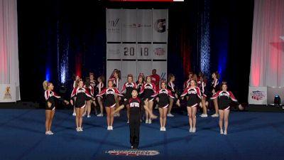 Milford High School [2018 Advanced Large Coed Day 2] NCA Senior & Junior High School National Championship