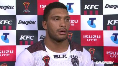 Taane Milne Awarded Man Of The Match For Fiji