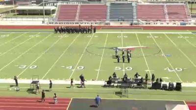 "Davis High School ""Houston TX"" at 2021 USBands Madisonville Showcase"