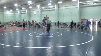 285 lbs 5th Place - Cameron Geissinger, JU vs Kyle Jasper, WB