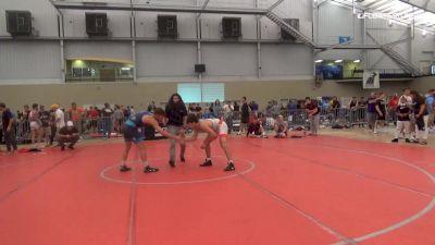 70 kg Consi Of 16 #1 - Wyatt Sheets, Cowboy RTC/TMWC vs Alexander Crowe, Minnesota Storm