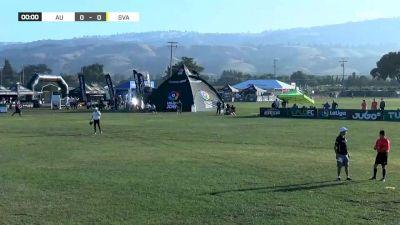 Full Replay - 2019 Alianza de Futbol: San Francisco - Field 1 - Aug 25, 2019 at 9:59 AM CDT