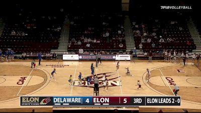 Replay: Delaware vs Elon | Sep 25 @ 7 PM