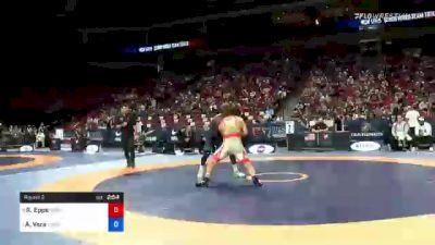 87 kg Round 2 - Ryan Epps, Minnesota Storm vs Alan Vera, New York Athletic Club