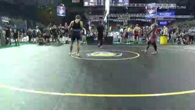152 lbs Consi Of 16 #2 - Paniro Johnson, Pennsylvania vs Joseph Fisk, Maryland