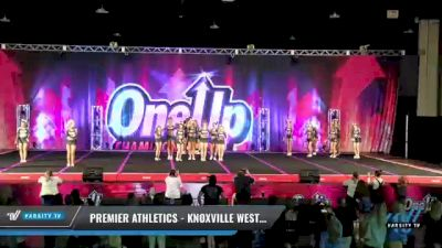 Premier Athletics - Knoxville West - Great White Sharks [2021 L5 Senior Day 2] 2021 One Up National Championship