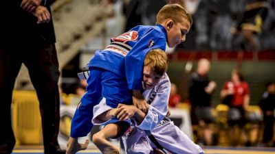 Full Replay - Pan Kids Jiu-Jitsu IBJJF Championship - Mat 1
