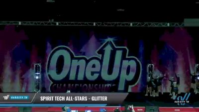 Spirit Tech All-Stars - Glitter [2021 L1.1 Youth - PREP Day 1] 2021 One Up National Championship