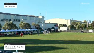 2019 West Coast 7s Day 2 - Full Replay