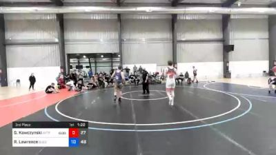 89 kg 3rd Place - Sam Paar, Aviators vs Logan Hoffman, Quest 1