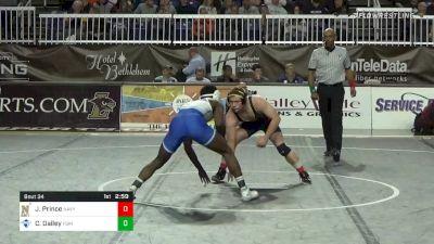 149 lbs Prelims - Jared Prince, Navy vs Cristiaan Dailey, Franklin & Marshall