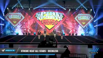 Xtreme Heat All Stars - Reckless [2021 L3 Senior - Small Day 2] 2021 Spirit Sports: Battle at the Beach