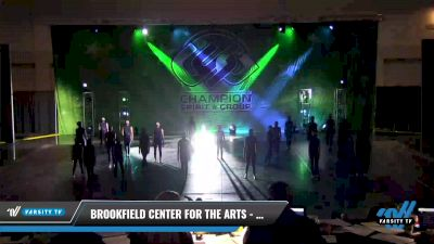 Brookfield Center for the Arts - BCA Junior All Stars [2021 Junior - Jazz - Large Day 3] 2021 CSG Dance Nationals