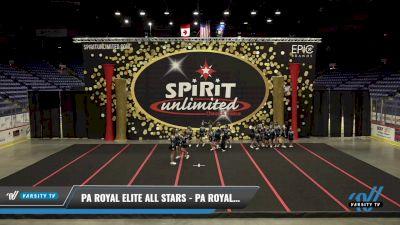 PA Royal Elite All Stars - PA Royal Diamonds [2021 L1 Junior] 2021 PA Championship