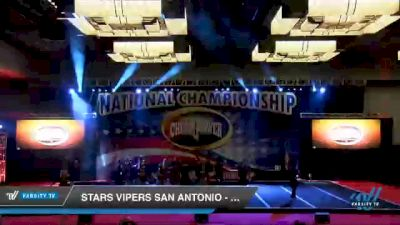 Stars Vipers - San Antonio - Royal Cobras [2021 L5 Senior Coed Day 2] 2021 ACP Southern National Championship
